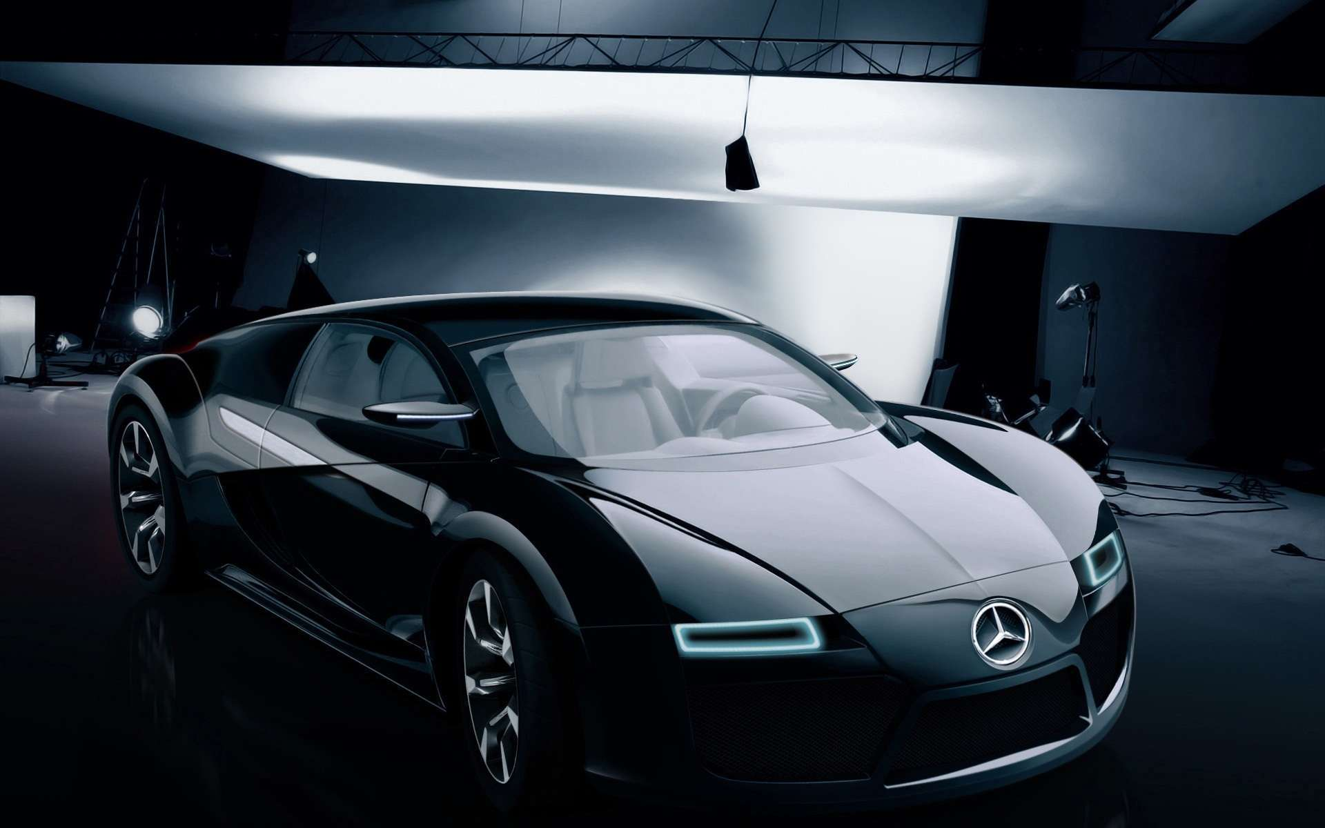 Mercedes Benz Bugatti Concept Hd Wallpapers : Hd Car Wallpapers on