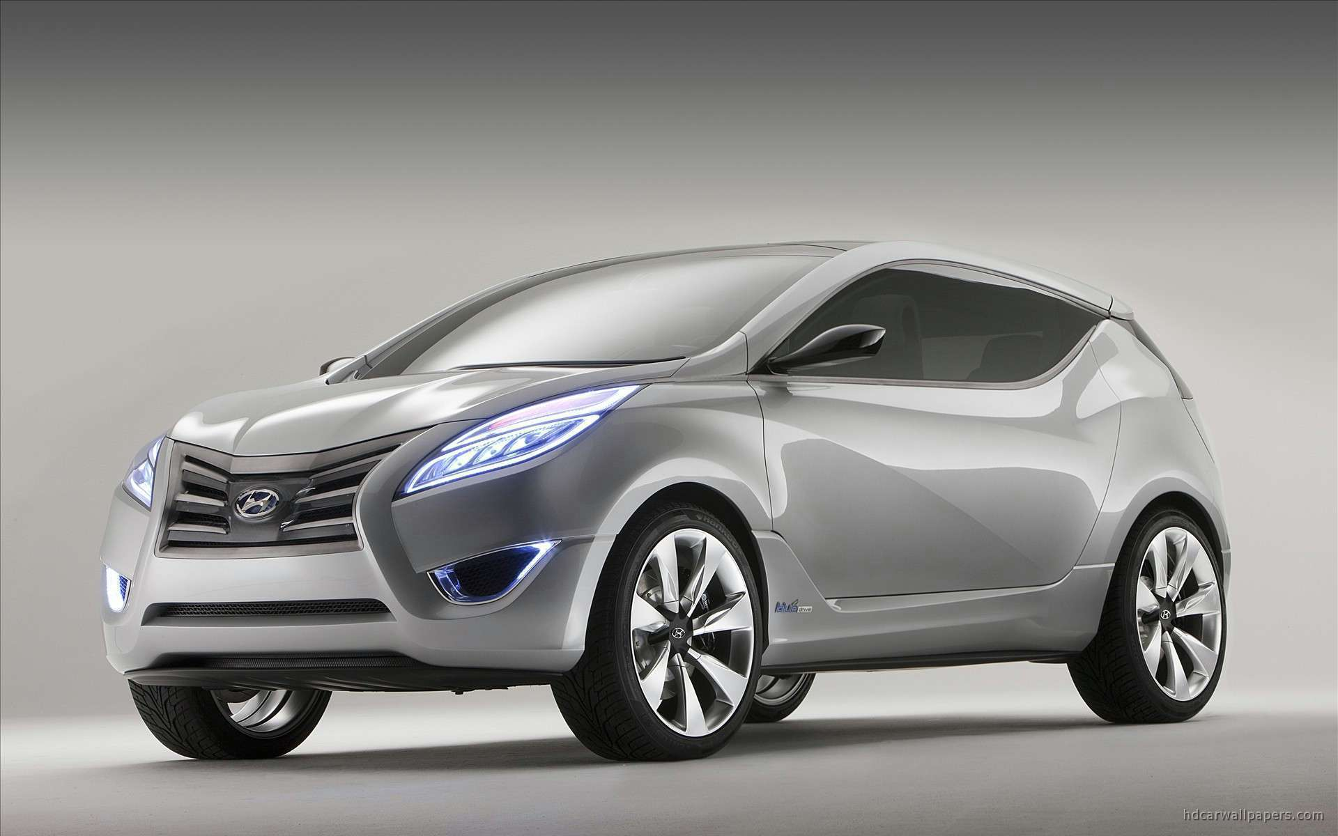 Hyundai Nuvis Concept Hd Wallpapers