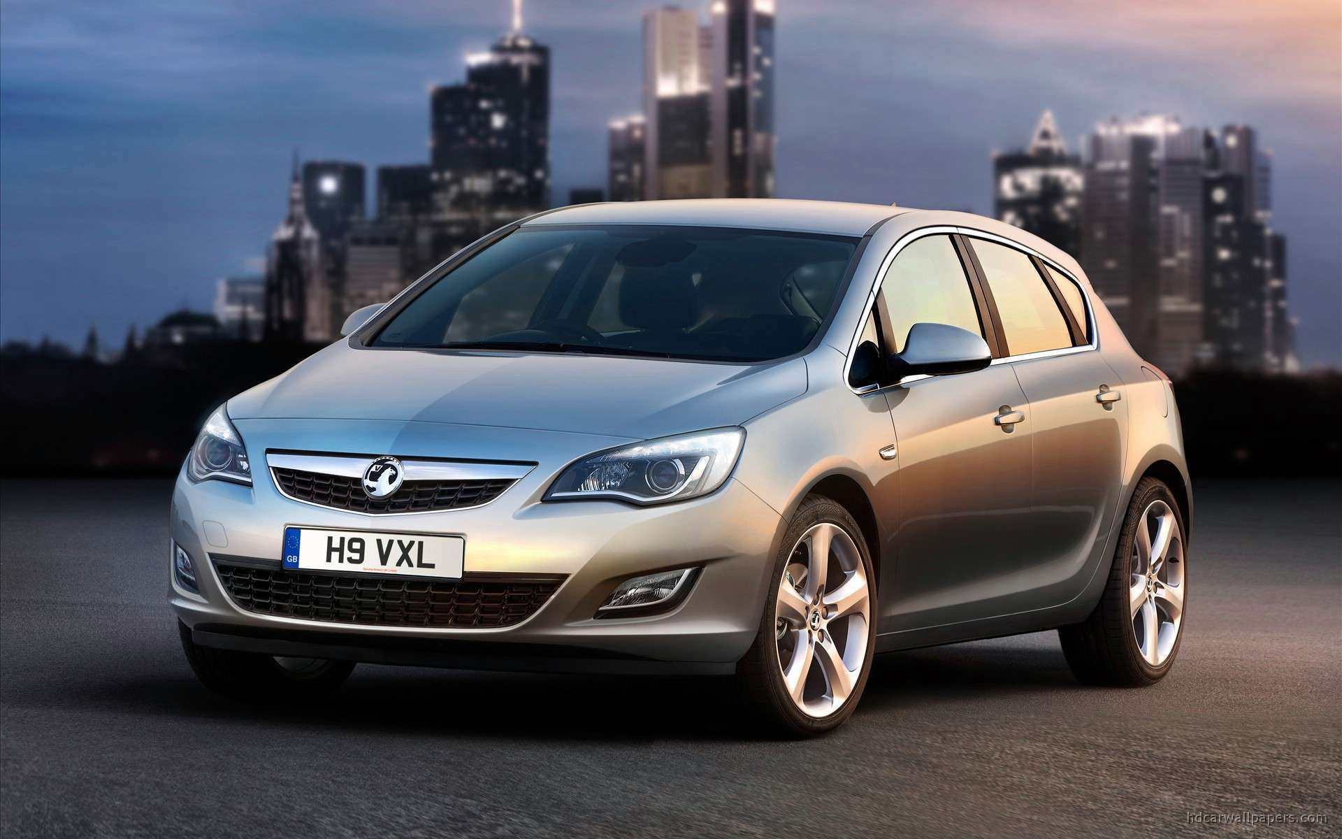 2010 vauxhall astra hd wallpapers hd car wallpapers. Black Bedroom Furniture Sets. Home Design Ideas