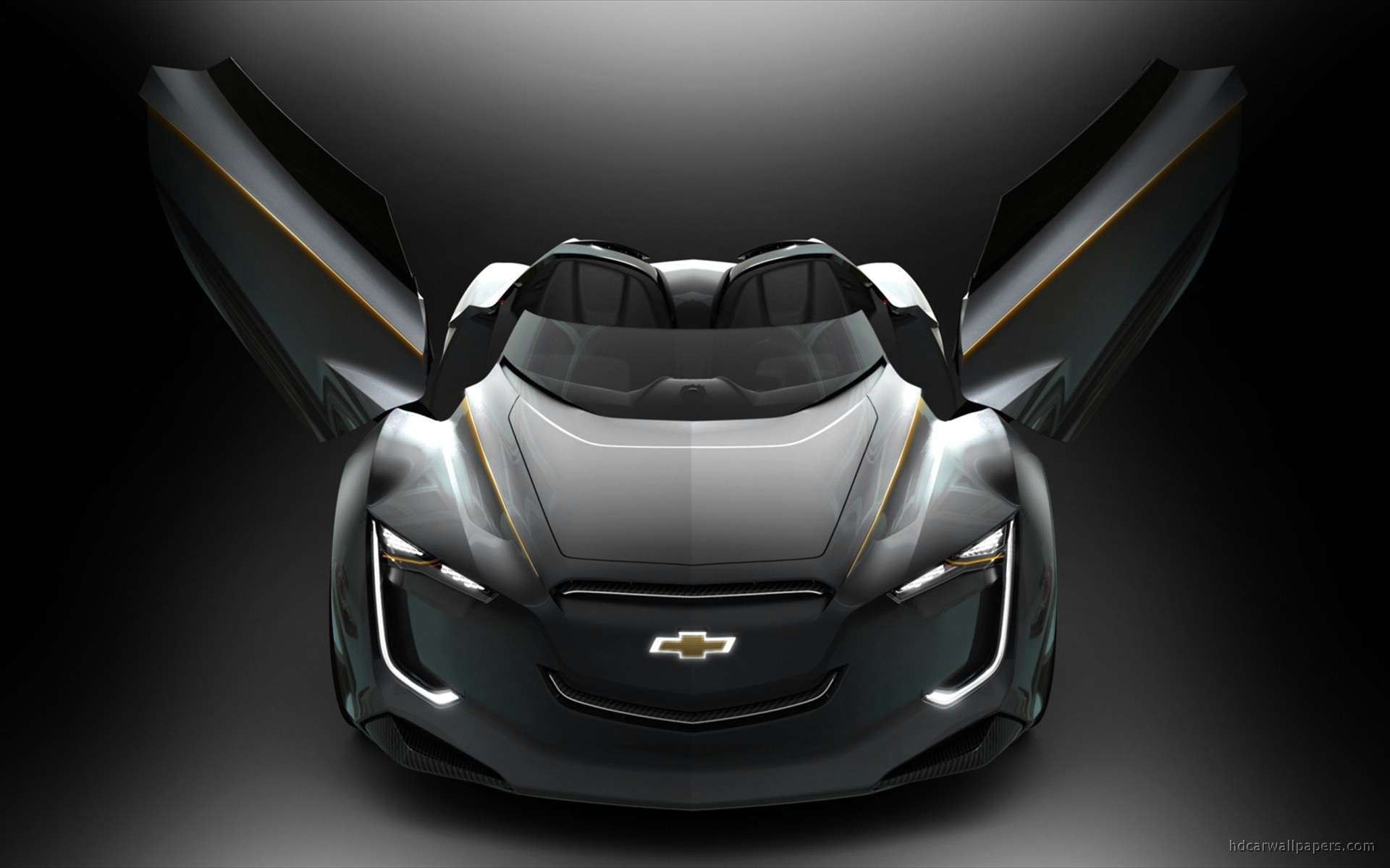 2011 Chevrolet Mi Ray Roadster Concept 3 Hd Wallpapers