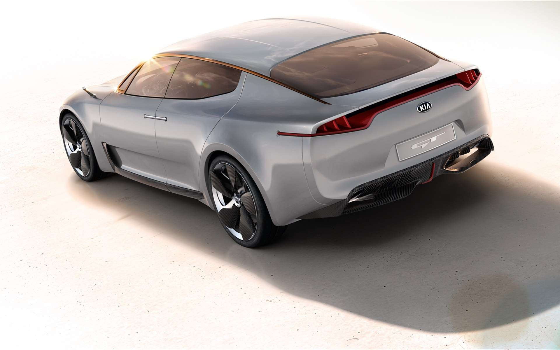2011 Kia Gt Concept 2 Hd Wallpapers