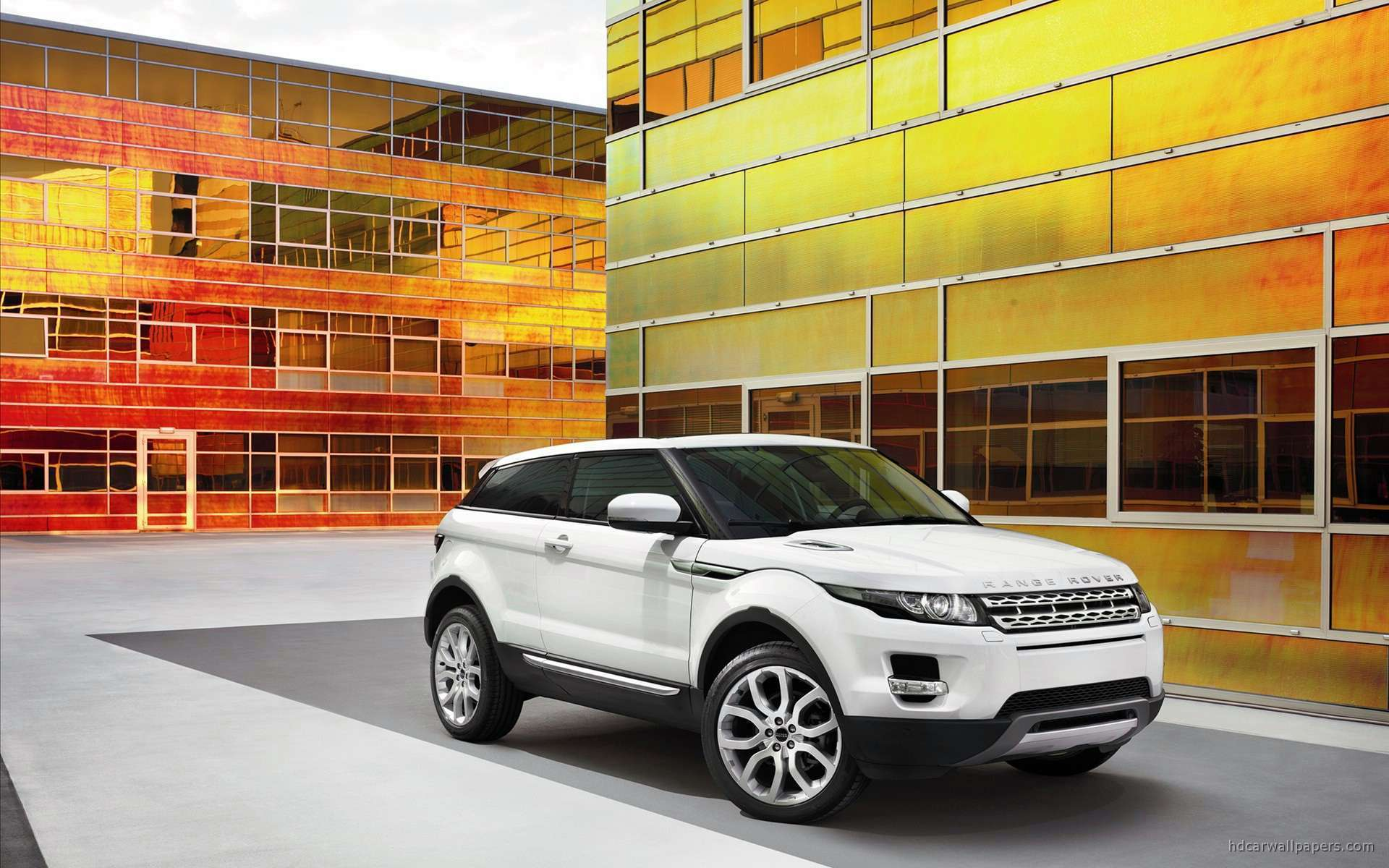 2011 Land Rover Range Rover Evoque Hd Wallpapers
