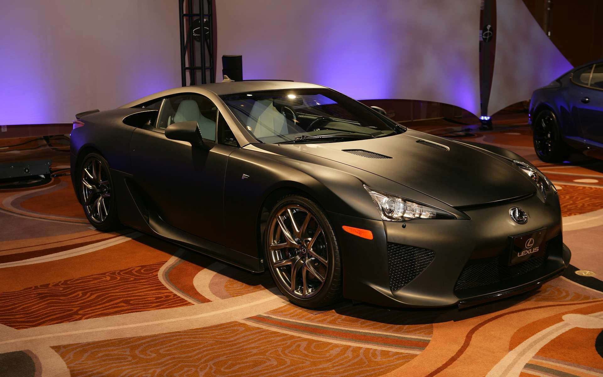Lexus Is 350 >> 2012 Lexus North American International Auto Show Hd Wallpapers : Hd Car Wallpapers