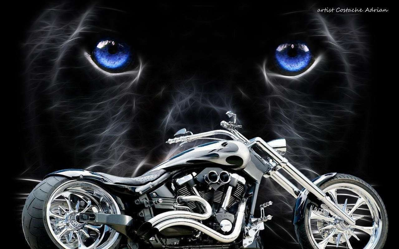 Free Hd Choppers Wallpapers West Cost Theme Bikes Amazing
