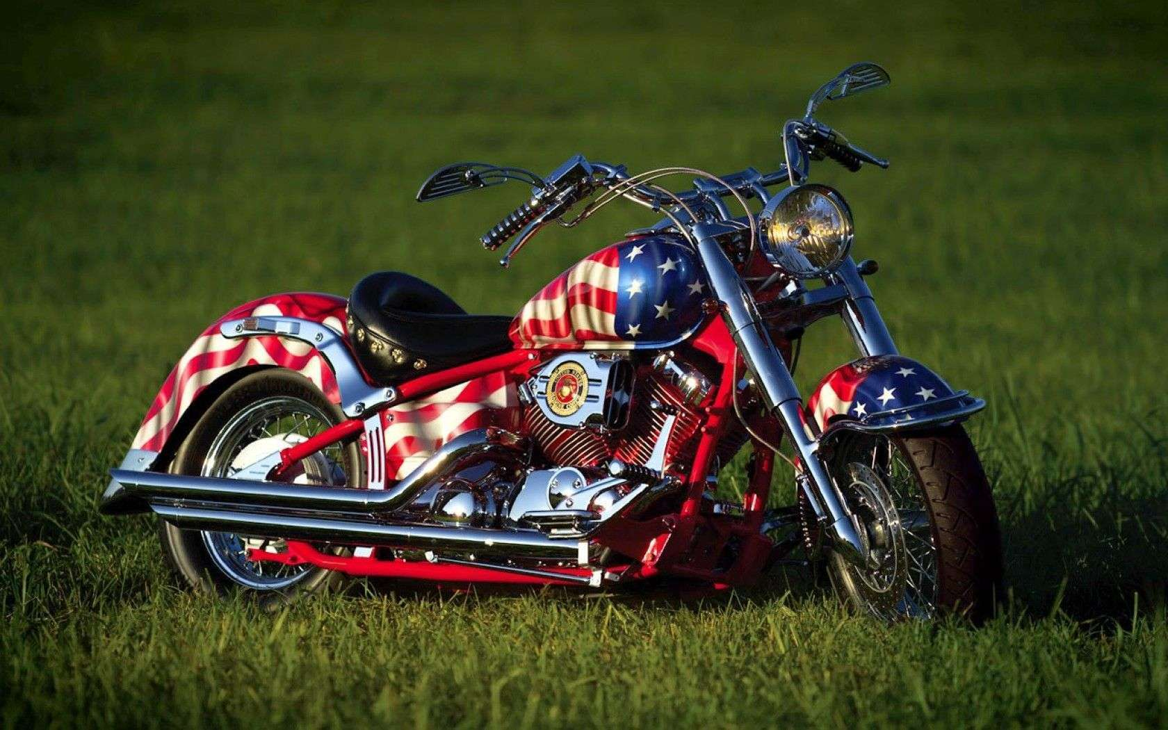 American Motorcycle Wallpapers