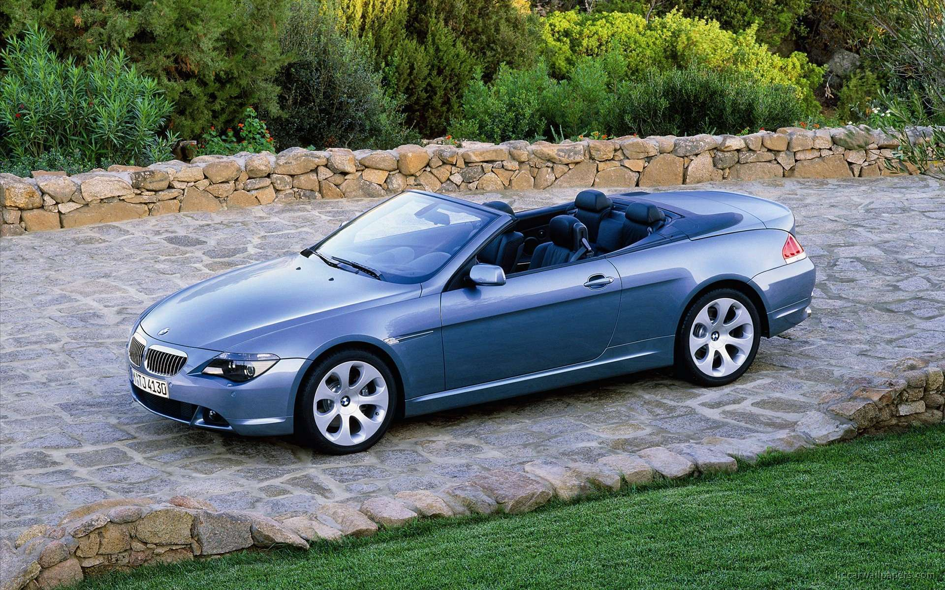 bmw 645ci convertible 2004 hd wallpapers hd car wallpapers. Black Bedroom Furniture Sets. Home Design Ideas