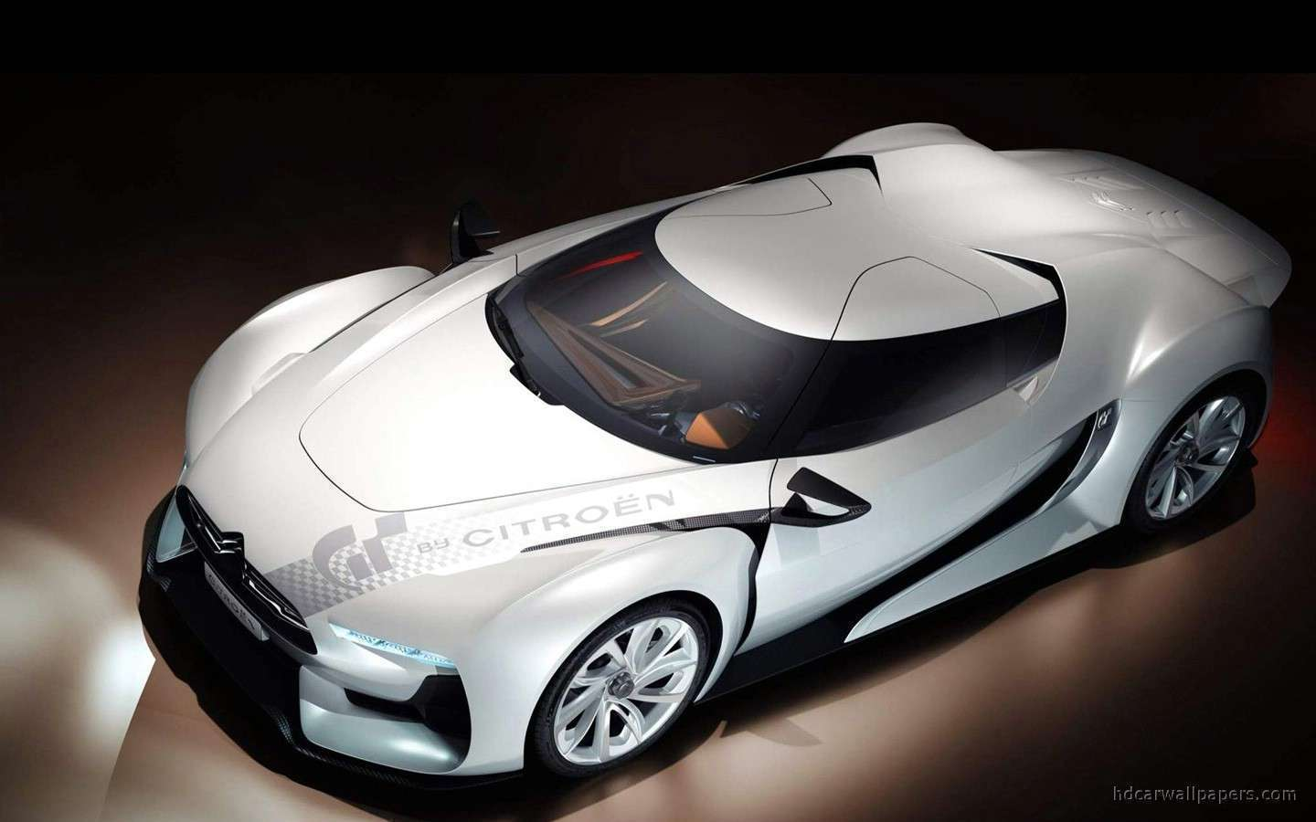 view of citroen supercar concept 2 hd wallpapers hd car wallpapers. Black Bedroom Furniture Sets. Home Design Ideas