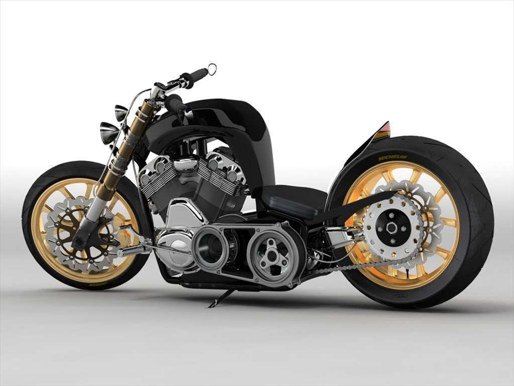 Concept Bikes Wallpapers