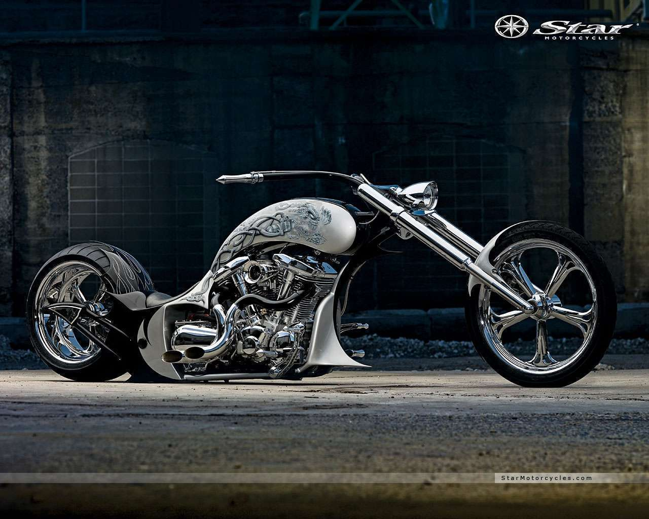 Cool Custom Bike Wallpaper : Hd Car Wallpapers