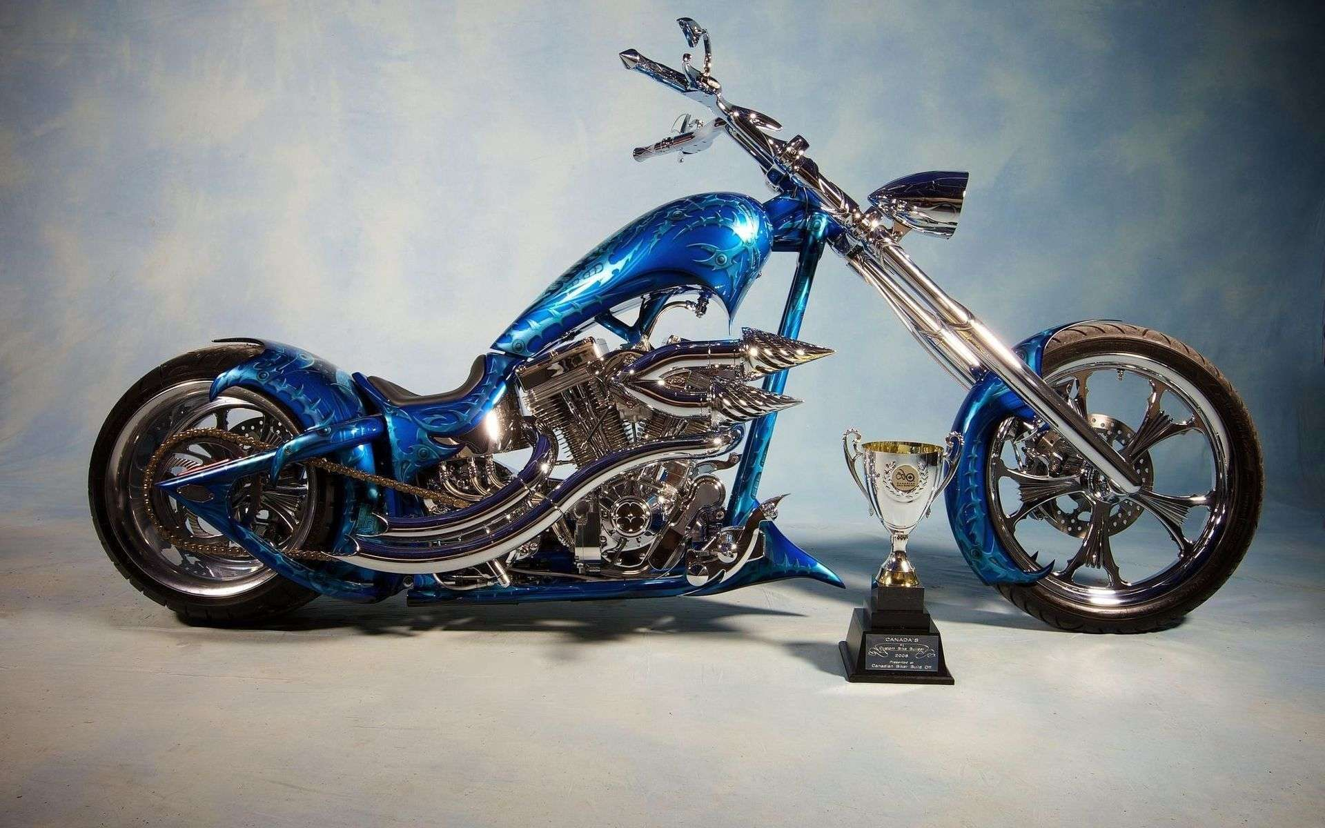 chopper motorcycles wallpaper - photo #5