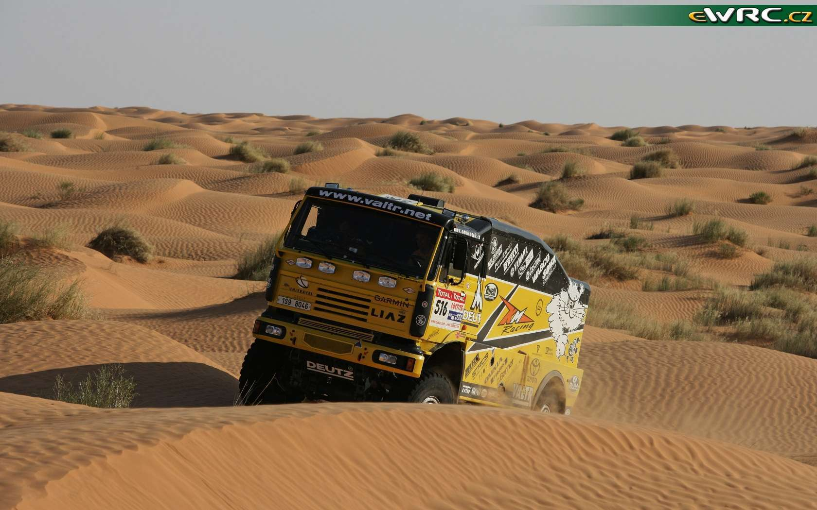 Dakar Rally 2010 Wallpaper
