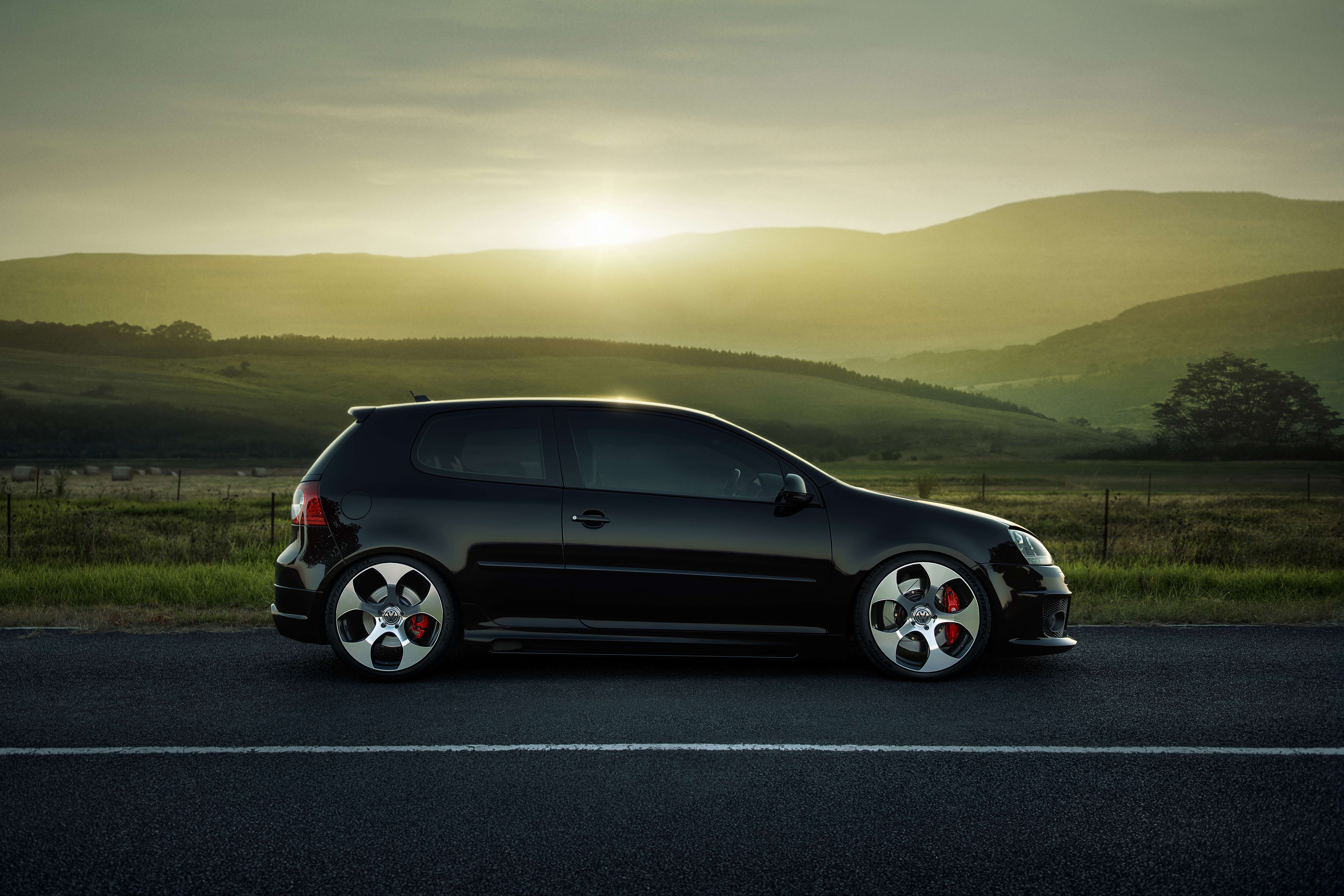 View Of Golf Gti Hd Wallpapers Hd Car Wallpapers