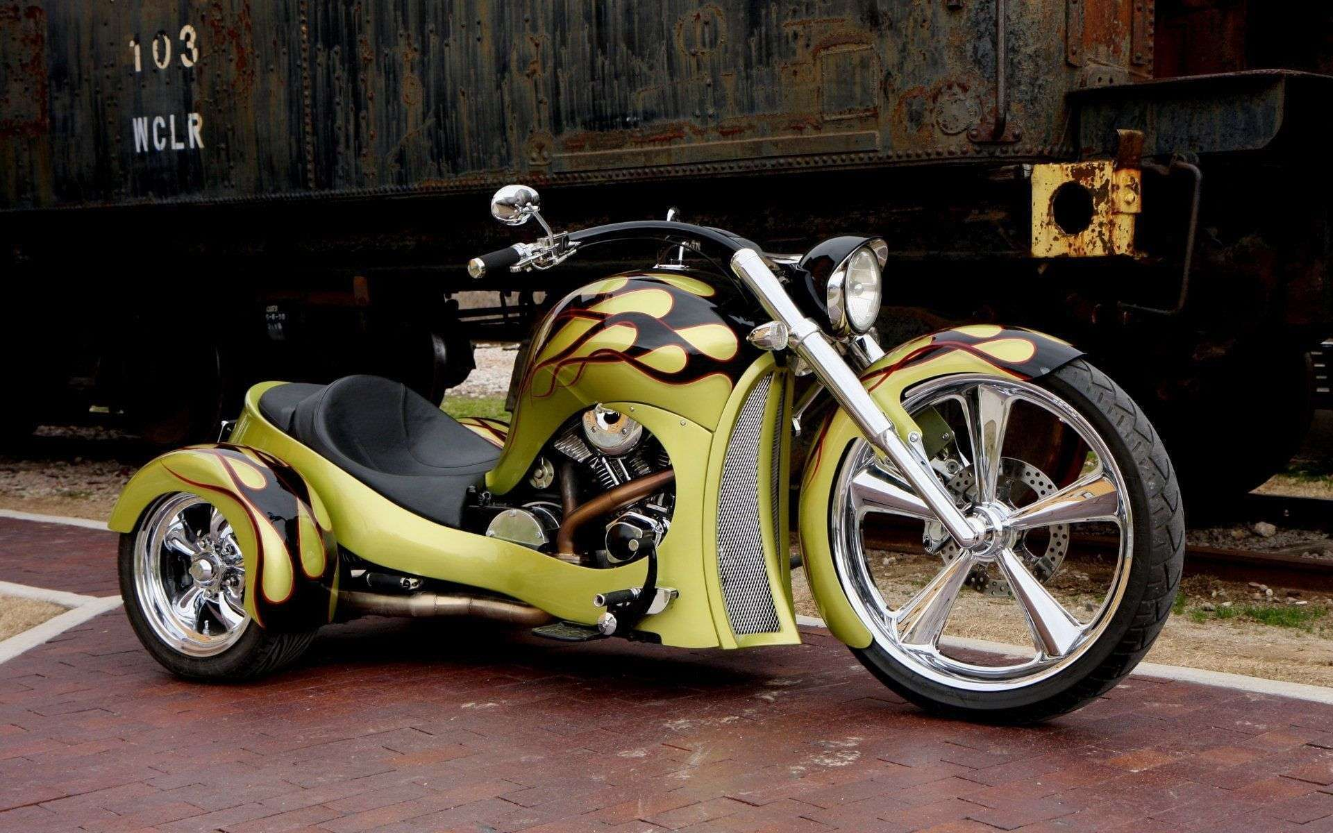 cars wallpapers motorcycles harley - photo #2