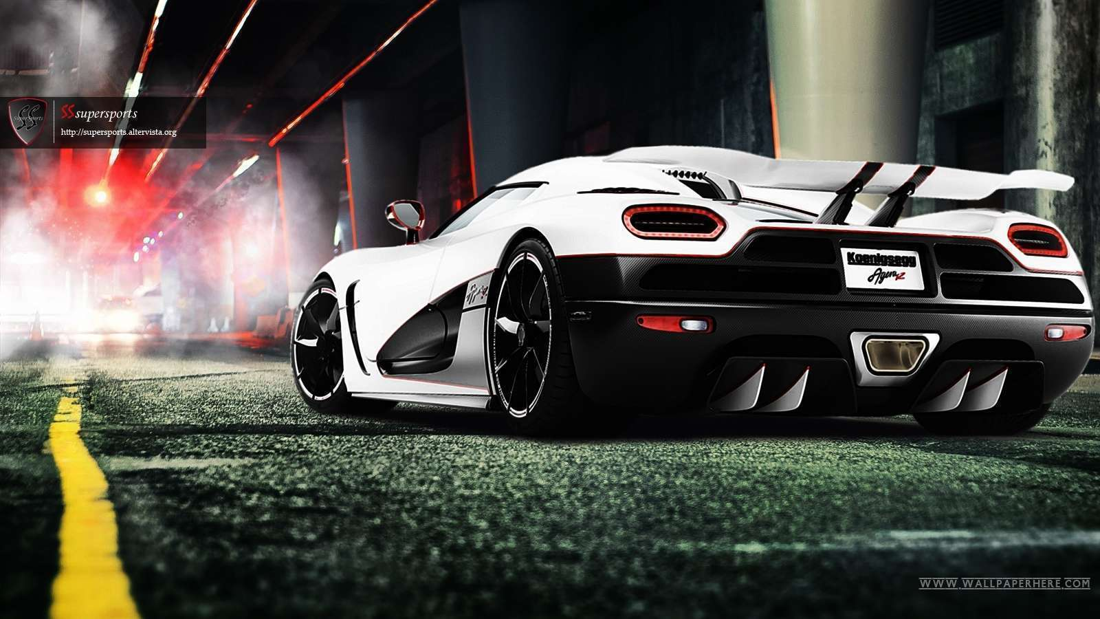 koenigsegg agera r wallpaper 1080p red