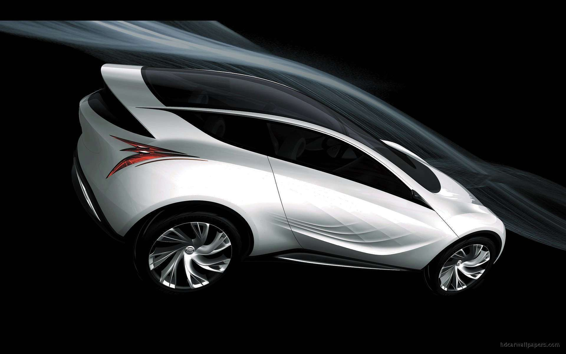 Mazda Kazamai Concept Hd Wallpapers