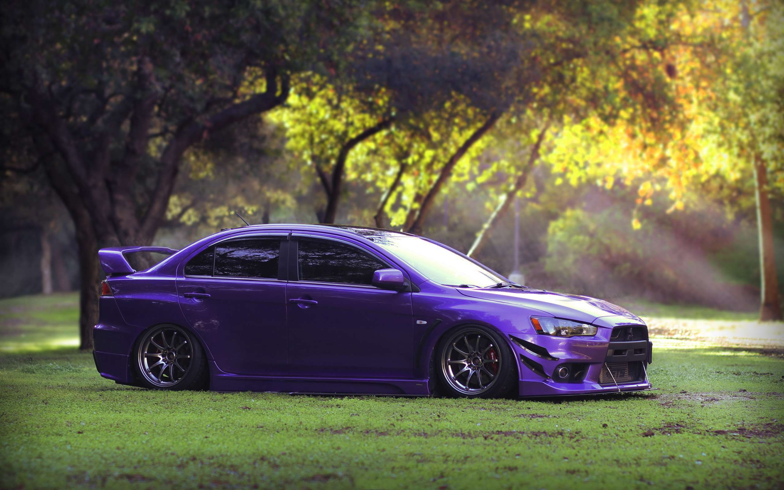 Mitsubishi Lancer Evo X Hd Wallpapers