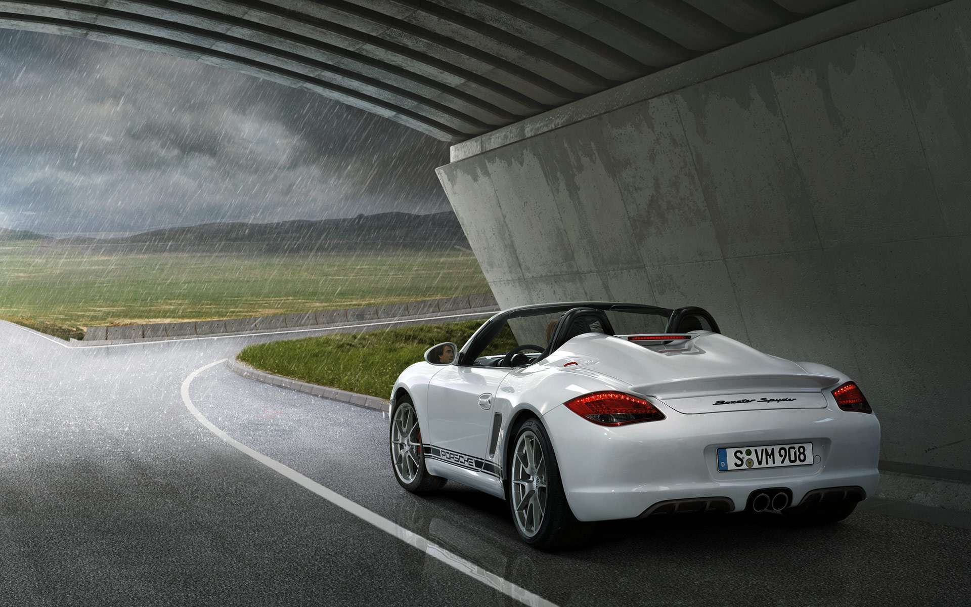 Porsche Boxster Spyder Hd Wallpapers