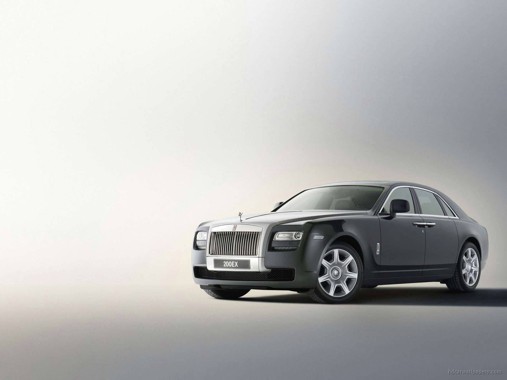 View Of Rolls Royce 200ex Hd Wallpapers : Hd Car Wallpapers