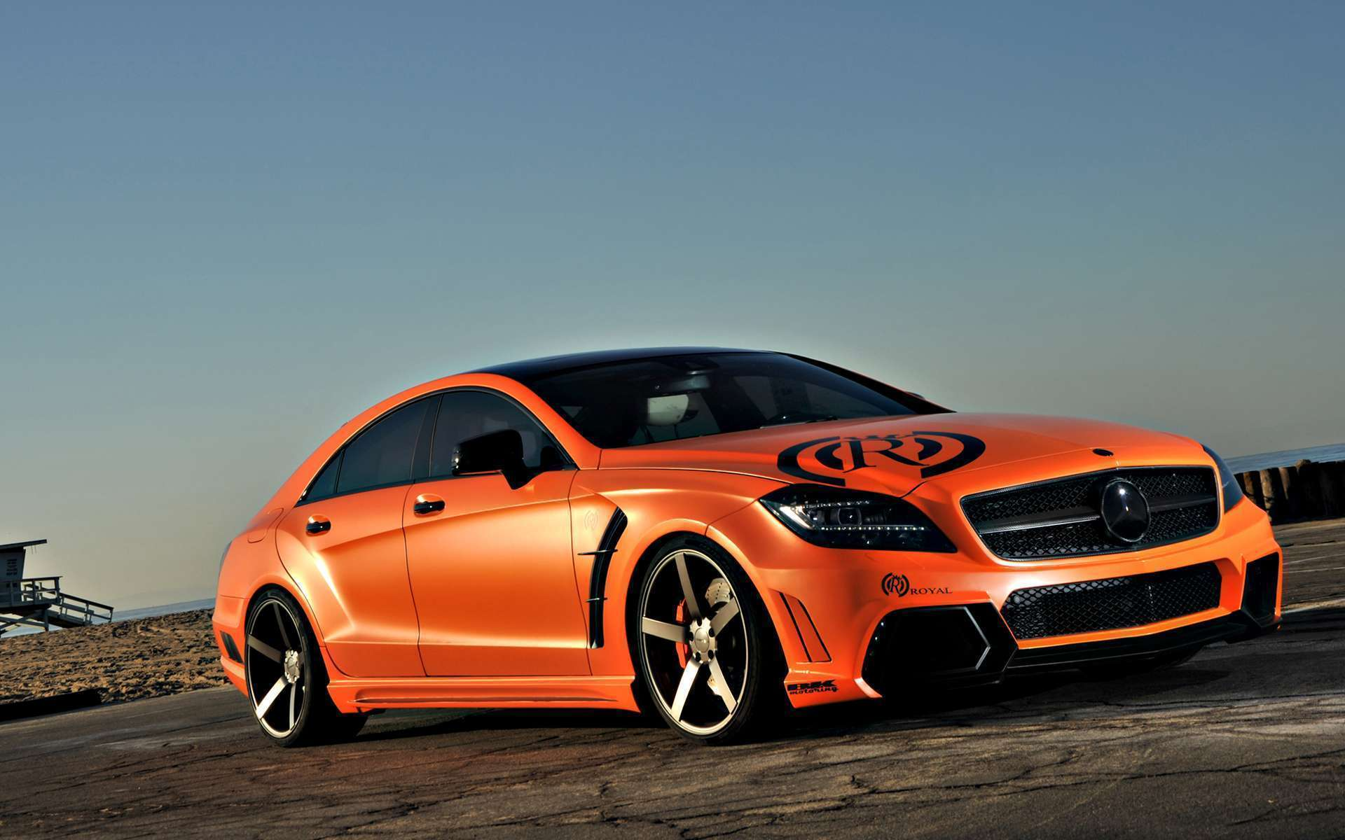 Royal Mercedes Benz Hd Wallpapers