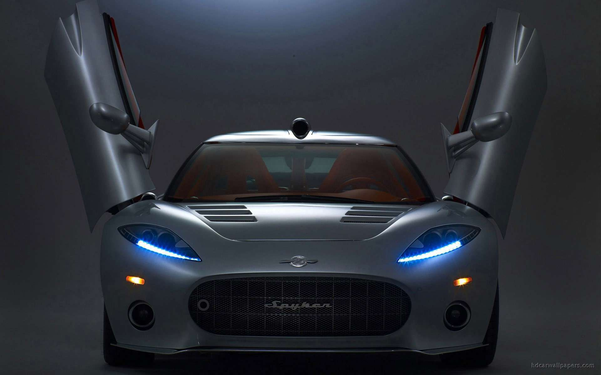Spyker C8 Aileron Hd Wallpapers