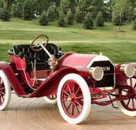 1909 hudson roadster wallpaper