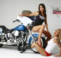 2 models bike wallpaper