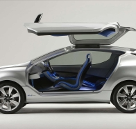 2009 hyundai nuvis concept 4 hd wallpapers