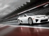 2011 lexus lfa rain hd wallpapers