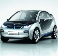 2012 bmw i3 concept hd wallpapers