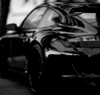 black porsche hd wallpapers