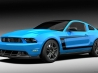 blue 2012 ford mustang boss hd wallpapers