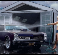 car wash babe wallpaper