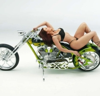 custom 330 tire chopper wallpaper