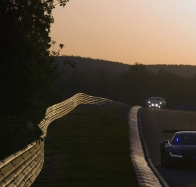 dawn at nurburgring wallpaper