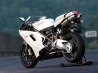 ducati 848 superbike evo arctic white wallpaper wallpapers