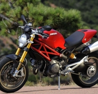 ducati monster red wallpapers