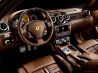 ferrai 612 scaglietti black interior 2 hd wallpapers