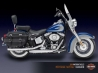 heritage softail harley davidson wallpaper wallpapers
