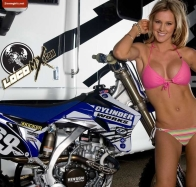 hot offroad babe wallpaper