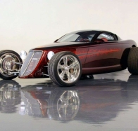 hot rod by chip foose wallpaper