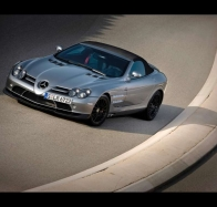 slr front angle car wallpaper