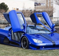 the shelby ssc aero supercar wallpaper