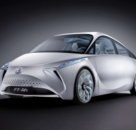 toyota ft bh concept 2012 wallpapers