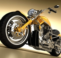 Yellow Bmw Bike Wallpaper