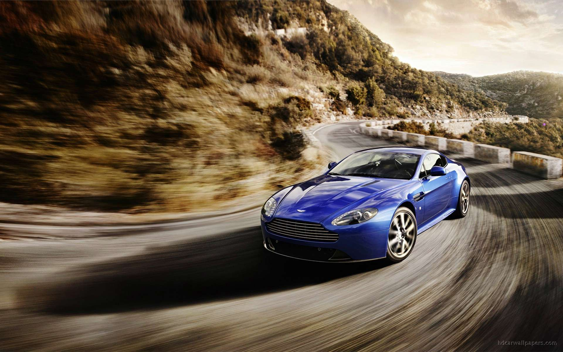 View Of 2011 Aston Martin V8 Vantage S Wallpapers Hd Car Wallpapers