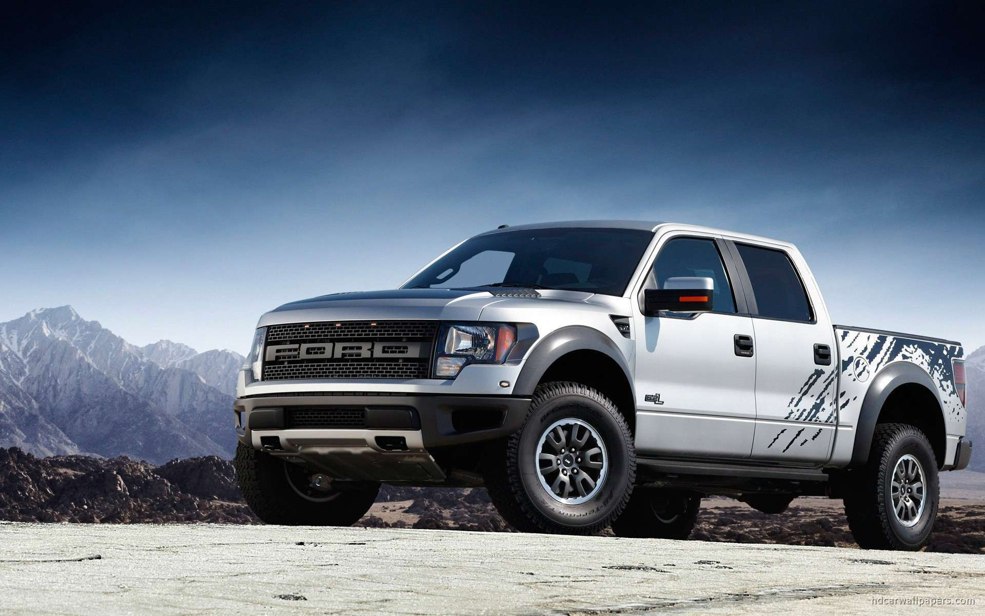 view of 2011 ford f150 raptor hd wallpapers hd car wallpapers. Black Bedroom Furniture Sets. Home Design Ideas