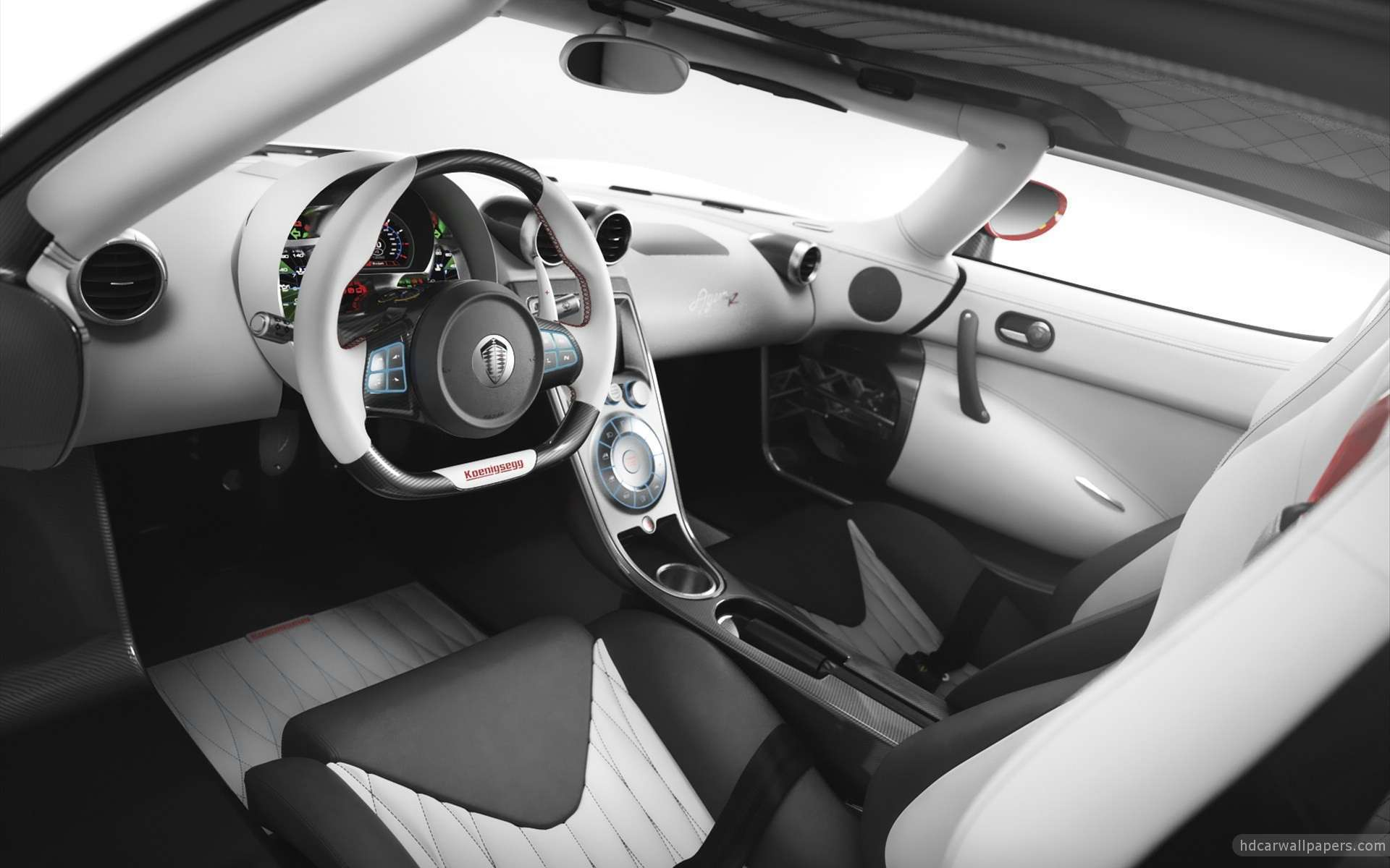 view of 2012 koenigsegg agera r interior hd wallpapers hd car wallpapers. Black Bedroom Furniture Sets. Home Design Ideas