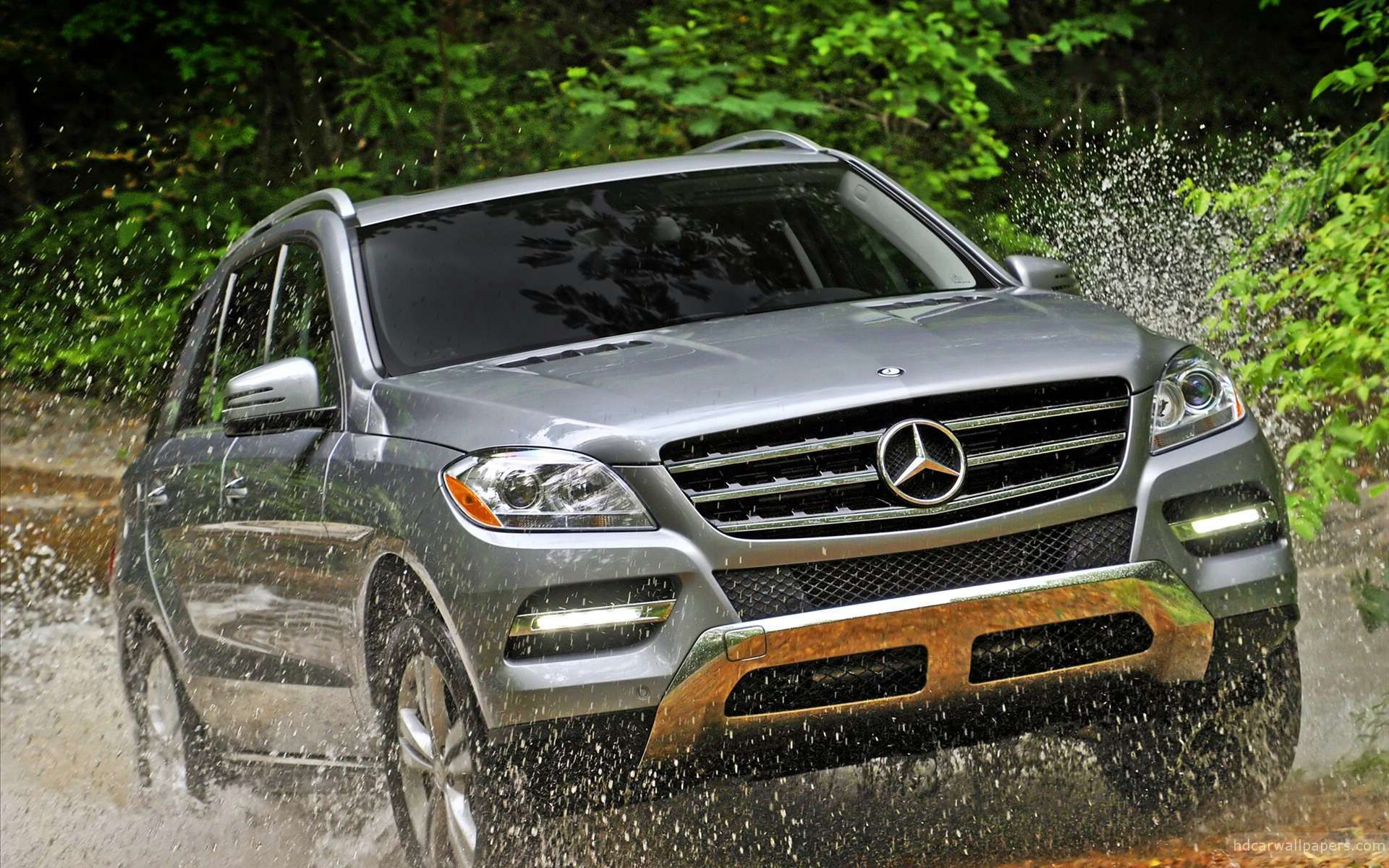 View of 2012 mercedes benz ml350 hd wallpapers hd car for 2012 mercedes benz ml350