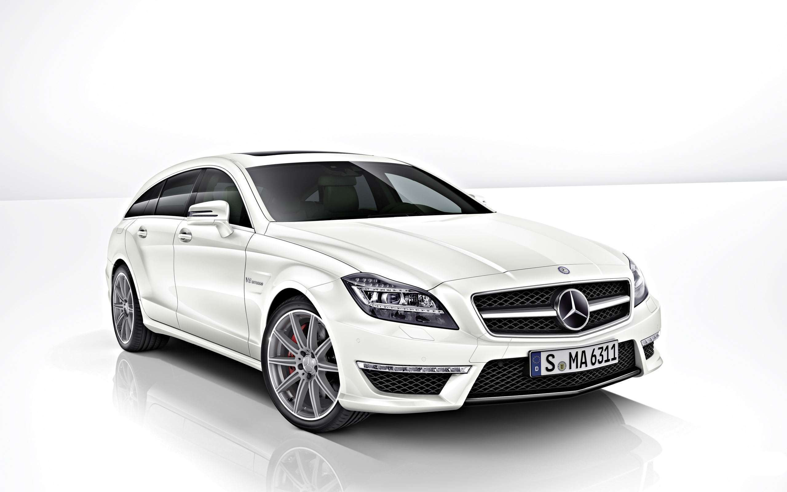 View of 2014 mercedes benz cls 63 amg hd wallpapers hd for Mercedes benz cls 2014
