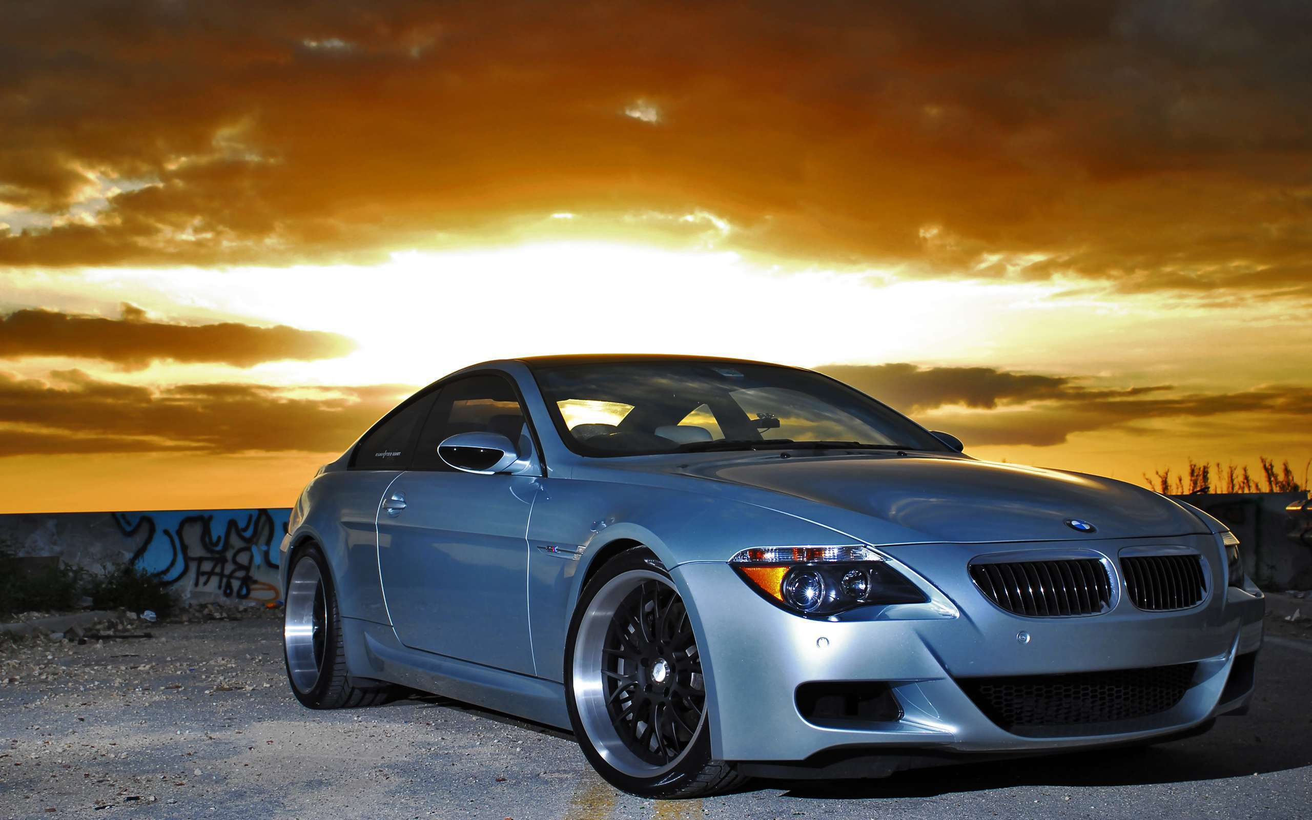 Bmw M6 Forged Wheels Hd Wallpapers Hd Car Wallpapers